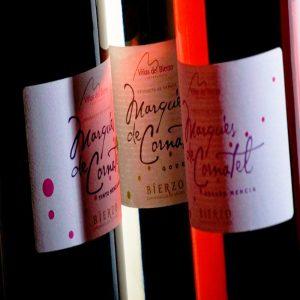 Marqués de Cornatel rosado